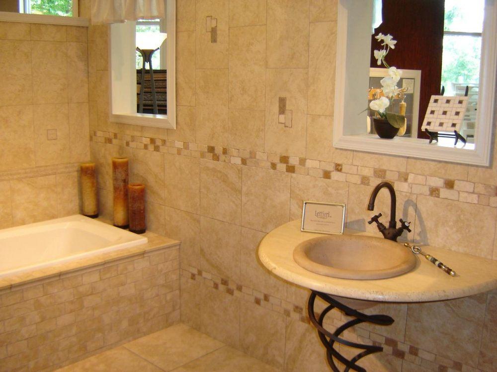 Azulejos de casa de banho de cer mica fotos e imagens - Azulejos de ceramica ...