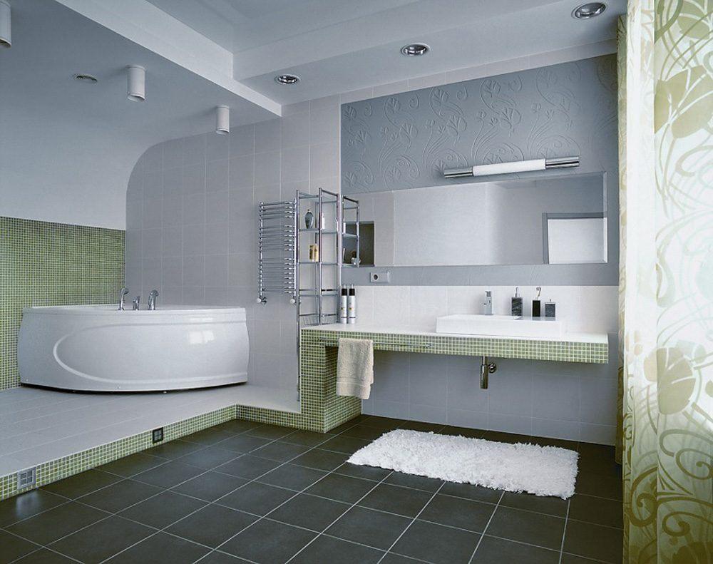 Banheira circular moderna fotos e imagens for Bathroom models images