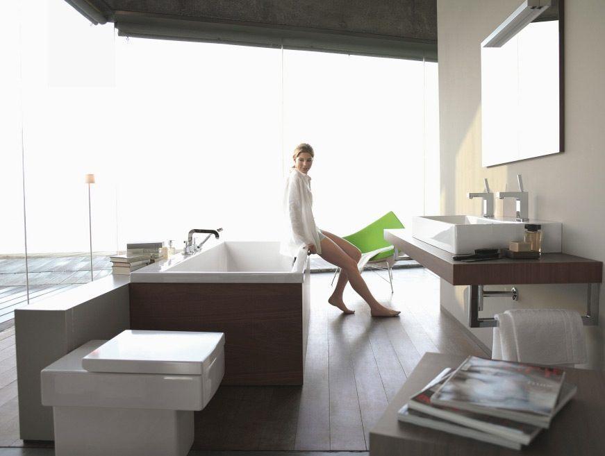 Casa de banho moderna natural fotos e imagens for Fotos banos modernos para casa