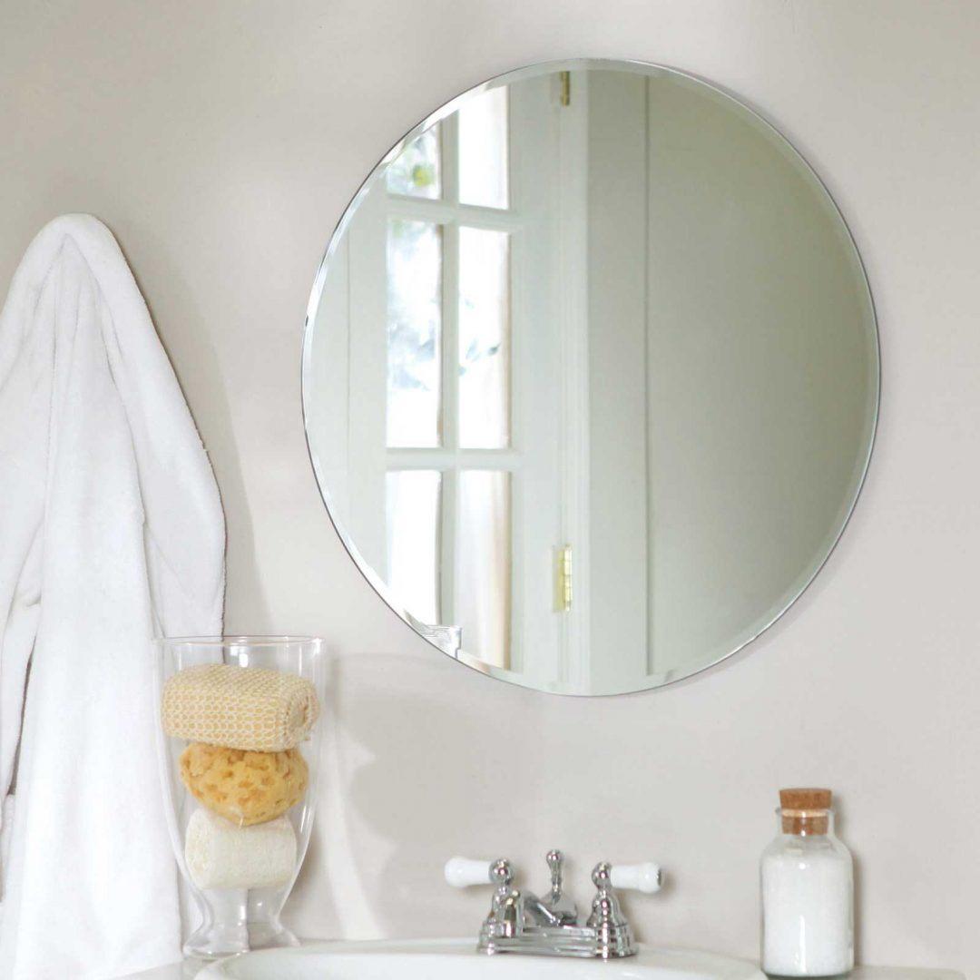 Espelho circular de casa de banho fotos e imagens - Modelos de espejos para banos ...