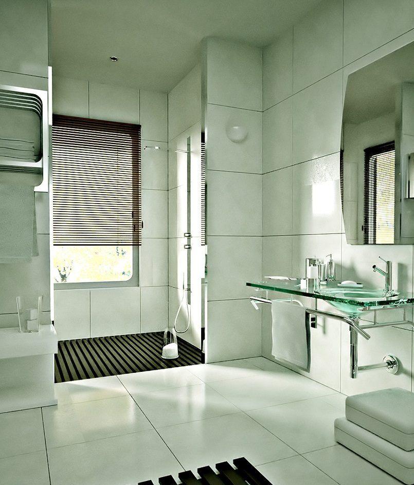 Ideas para decorar uma casa de banho pequena fotos e for Ideas para decorar la casa pequena
