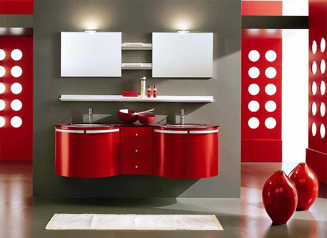 Ilumina o moderna de casa de banho fotos e imagens Ideas de decoracion de interiores baratas