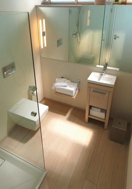 Lavat rio para casas de banho pequenas fotos e imagens for Aseos modernos con ducha