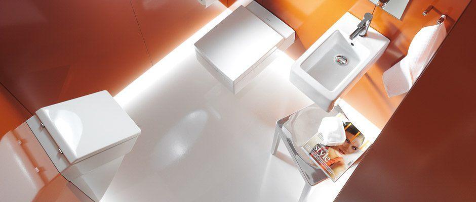 Lavatorio Baño Pequeno:Lavatórios pequenos modernos :: Fotos e imagens