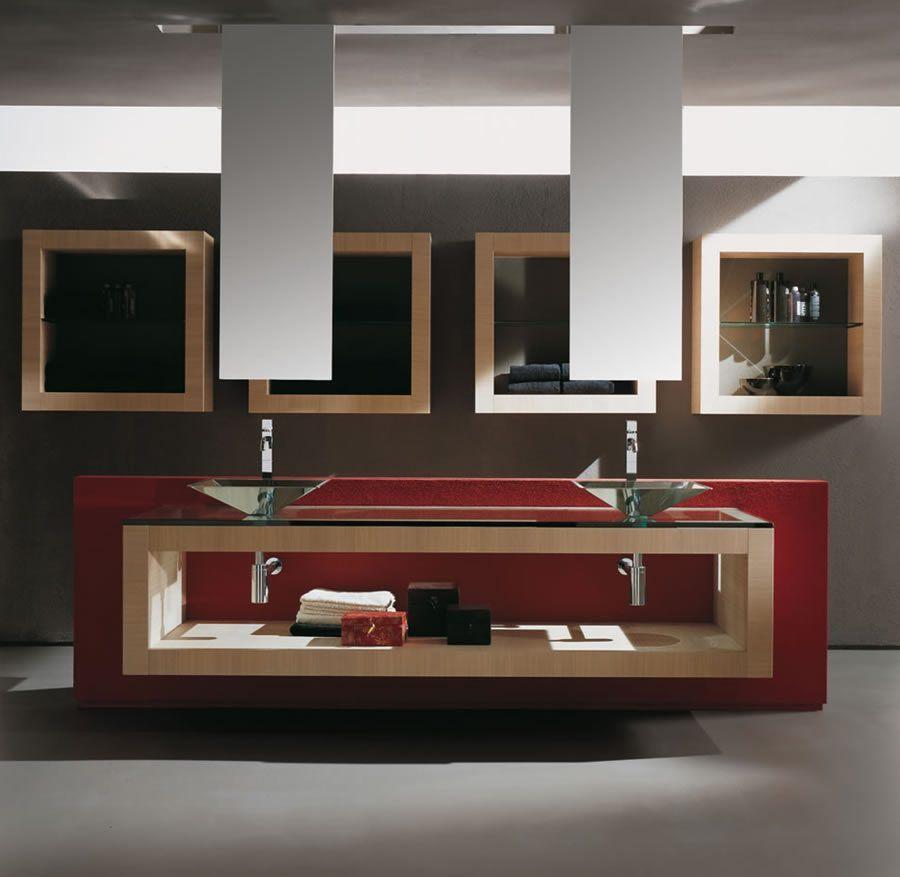 Mobili rio de casa de banho moderno fotos e imagens - Mobiliario de casa ...