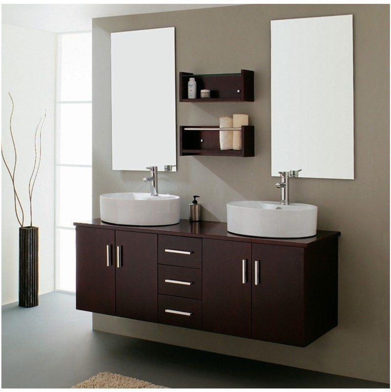 M vel de casa de banho com dois lavat rios fotos e imagens - Mobiliario de casa ...