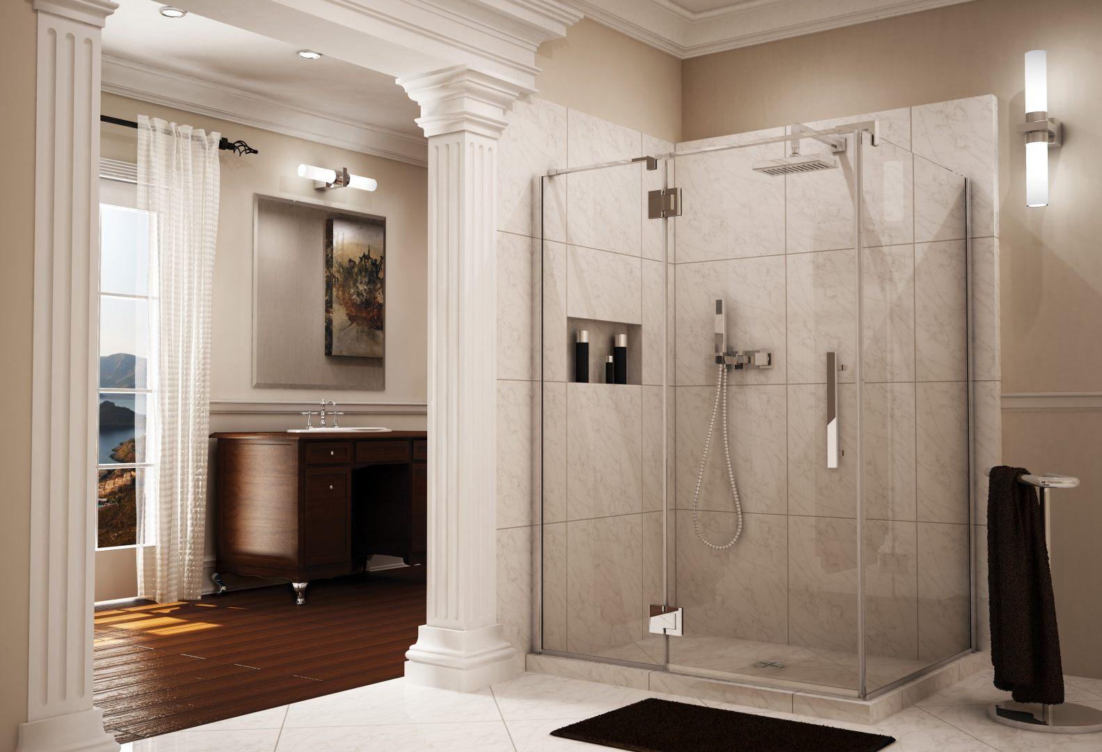 Tipos de divis rias de casa de banho for Duchas modernas 2018